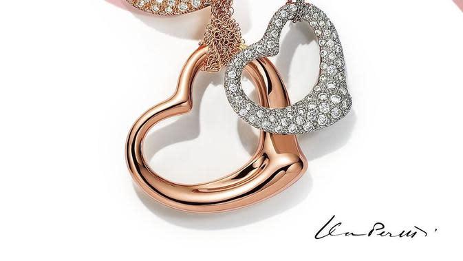 Tiffany & Co. rilis koleksi perhiasan menarik untuk hadiah sempurna di Valentine nanti.