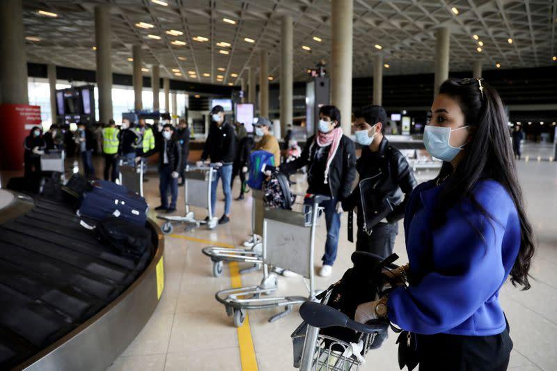 Jordan delays resuming international flights after COVID-19 surge abroad
