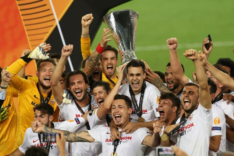 Sevilla beat Inter in thrilling final to win sixth Europa League