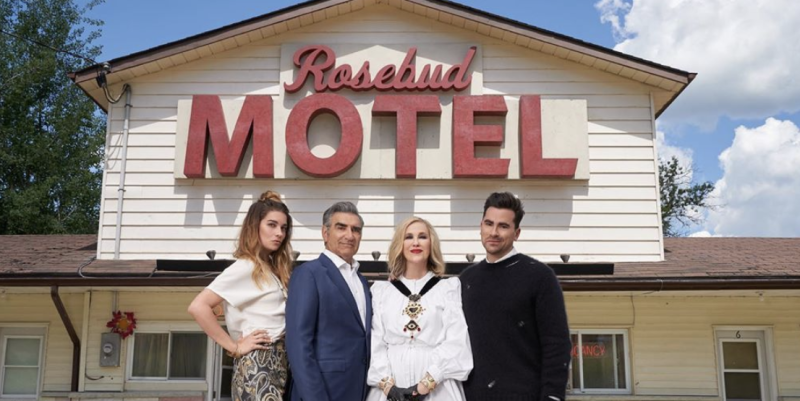 "The Rosebud Motel From ""Schitt's Creek"" Will Be up for Sale Next Month, Says Owner"