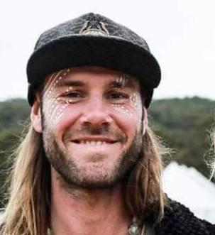 The man has been identified as Shane Billingham, from New Zealand. Source: Facebook.