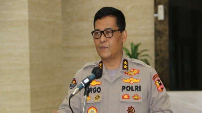 Polri Beri SanksiNon-job atas Jenderal yang Terlibat LGBT