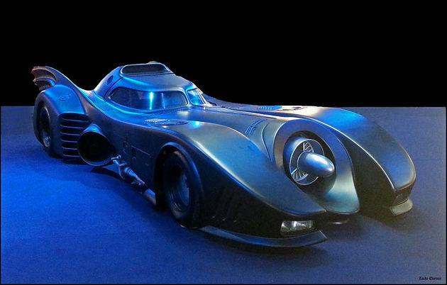 Top 10 iconic movie cars