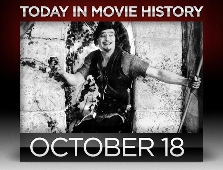 Today in movie history, october 18