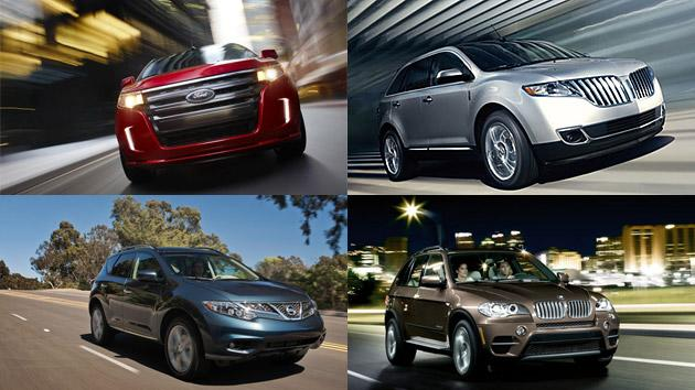 10 best SUVs to buy now