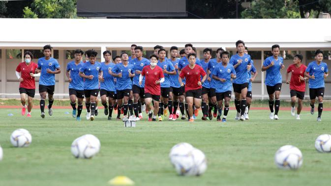 Timnas Indonesia U-19. (Dok PSSI).
