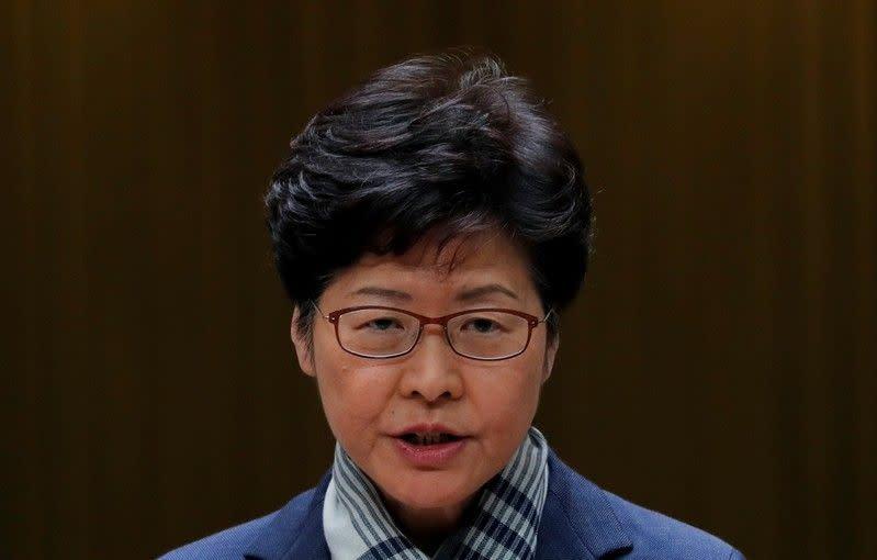 Carrie Lam harapkan penyelesaian damai bentrokan di kampus