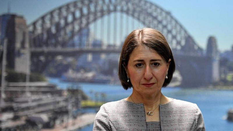 NSW Premier Gladys Berejiklian is facing a close state election, according to recent opinion polls