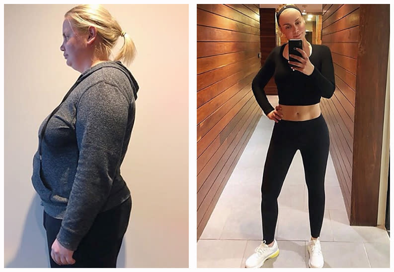 Former Aussie tennis star Jelena Dokic pictured on Instagram