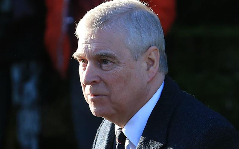 The US authorities want to speak to Prince Andrew as part of the Epstein investigation