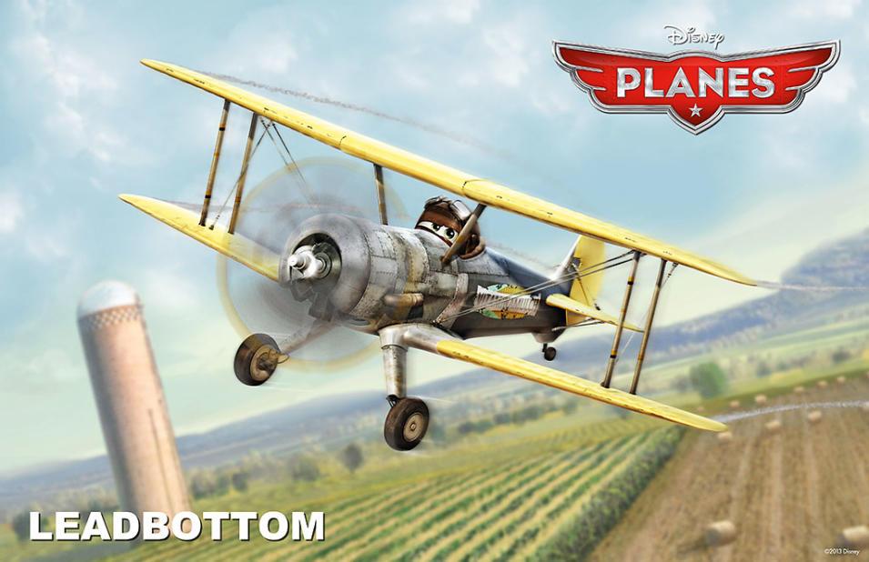 """""""Planes"""" Stills"""
