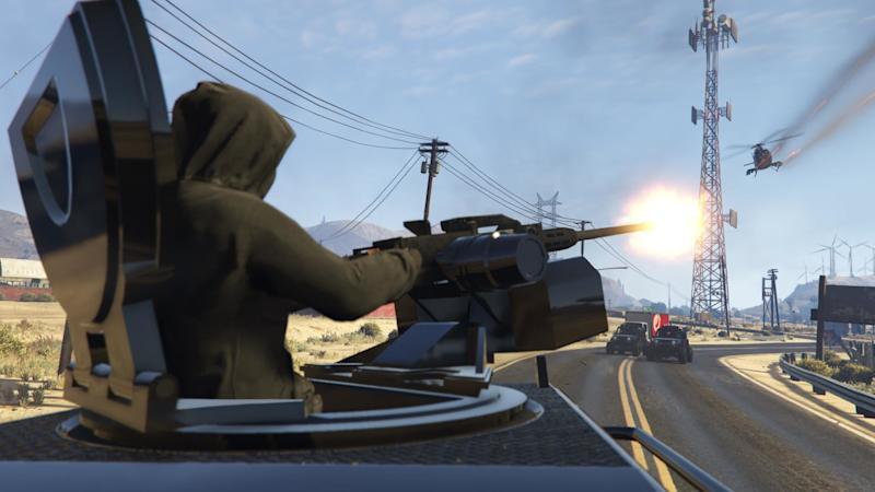 GTA makes a run for gaming's triple crown — and will likely achieve it