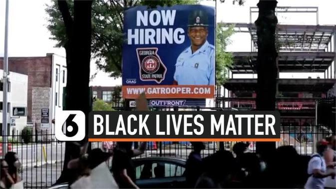 VIDEO: Lagi, Penembakan Warga Kulit Hitam oleh Polisi Picu Protes di Amerika Serikat
