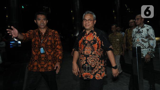 Komisioner Terjaring OTT, Ketua KPU: Kami Mohon Maaf  Sebesar-besarnya