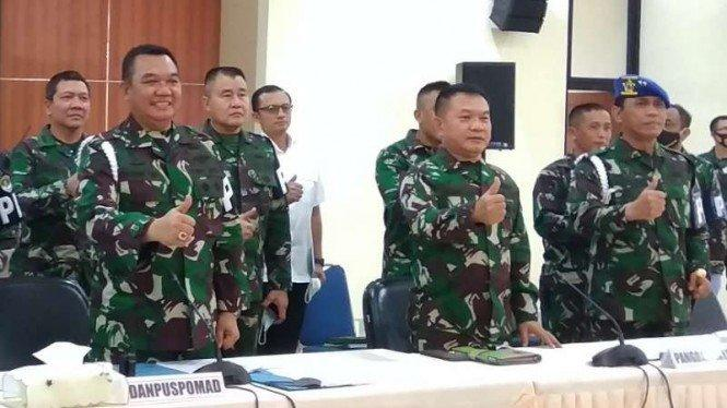 Puspom TNI: Suherman Winata Pakai Mobil Kolonel Purnawirawan
