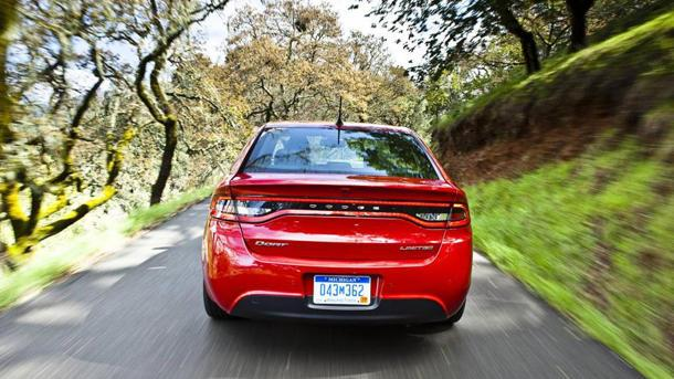 2013 Dodge Dart long-term update: Big utility in a small package