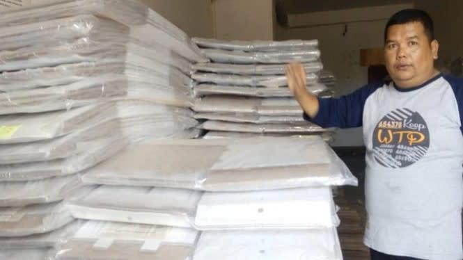 KPU Tanjungpinang Tetapkan DPT 149.354 Pemilih di Pilgub Kepri