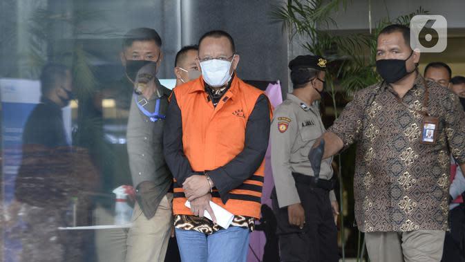 KPK Jadwal Ulang Pemeriksaan Anak Eks Sekretaris MA Nurhadi Kamis 18 Juni