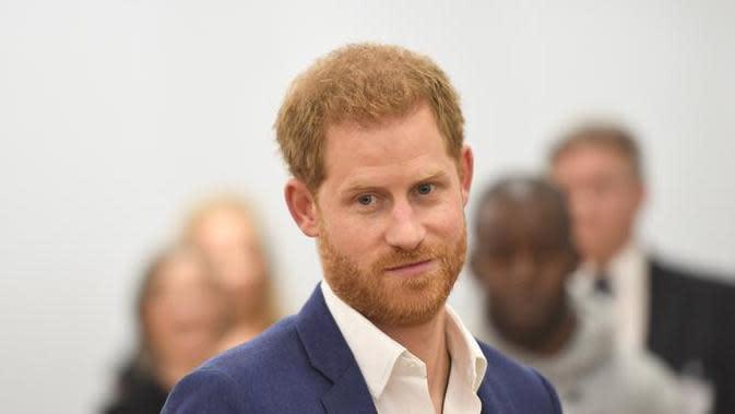 Pangeran Harry. (foto: Splashnews)