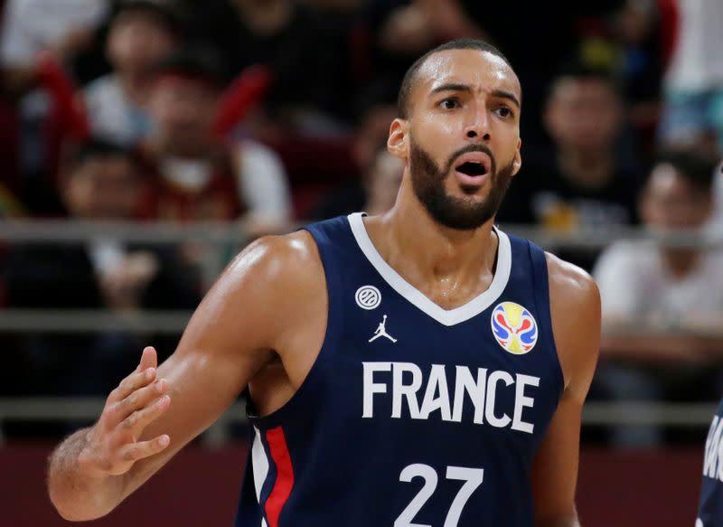 Report: NBA won't fine, suspend Jazz C Gobert for actions