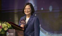蔡英文含總統列美《時代》票選年度百大人物 前香港眾志主席羅冠聰奪冠