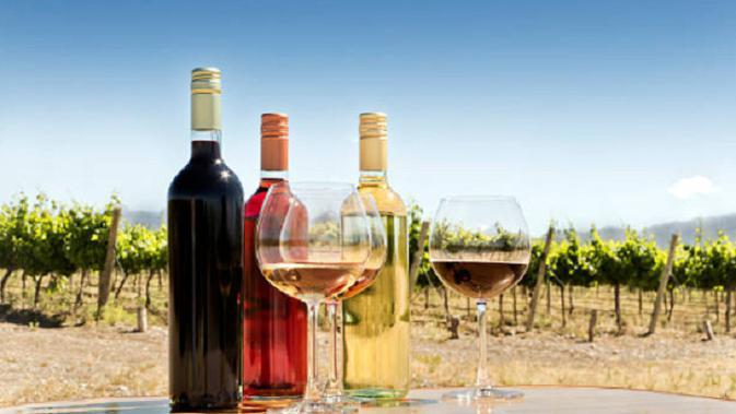 Ilustrasi alkohol (iStock)