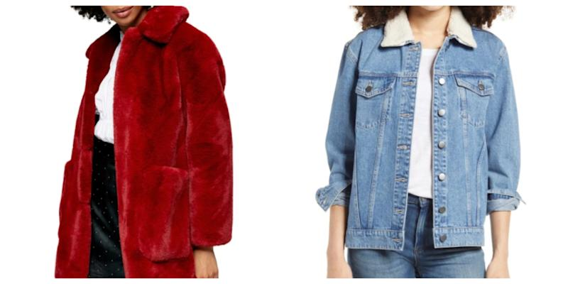 So many of Nordstrom's most popular jackets and coats are under $200.