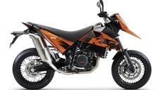 2009 KTM 690 Super Moto