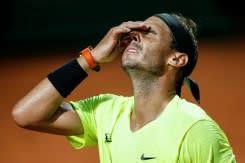 Nadal incar rekor Federer, 15 tahun setelah gelar pertamanya di Roland Garros