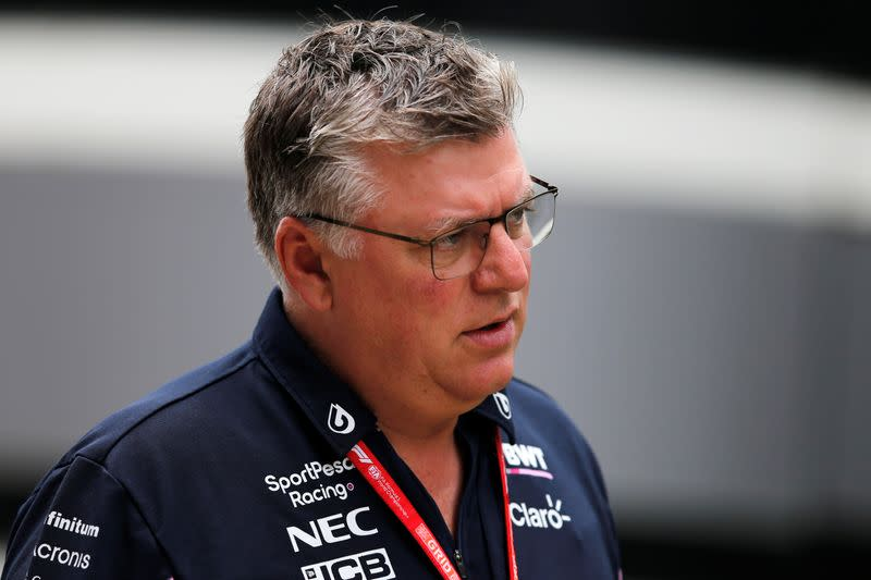 Racing Point boss says F1 COVID-19 code may need tightening
