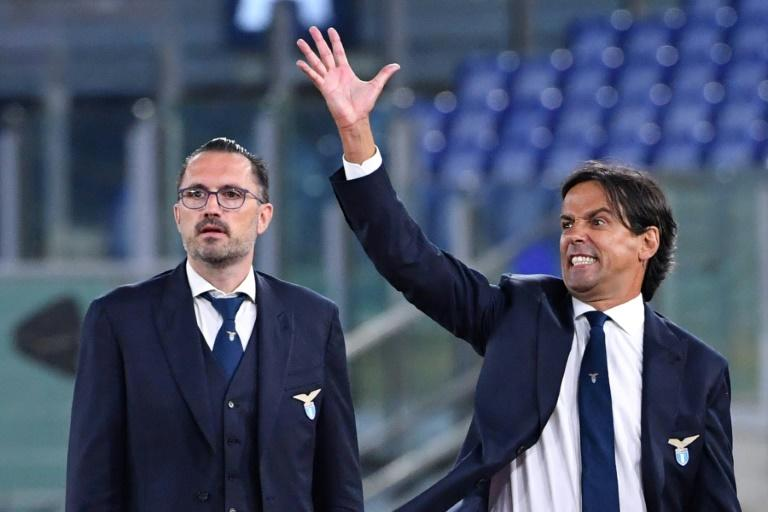 Simone Inzaghi's Lazio have had a bitty restart to the season so far