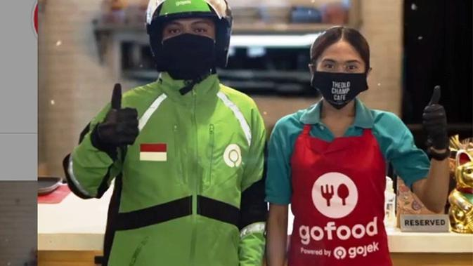 Mitra UMKM menganggap solusi teknologi dan non teknologi dari Gojek membantu keberlangsungan usaha mereka.