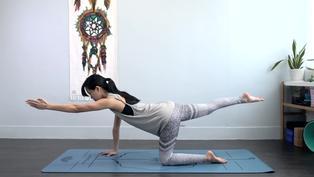 10分鐘預防腰痠背痛 - 凱蒂瑜珈Flow With Katie