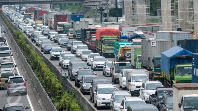 Libur Tahun Baru Islam, 460 Ribu Kendaraan Tinggalkan Jakarta