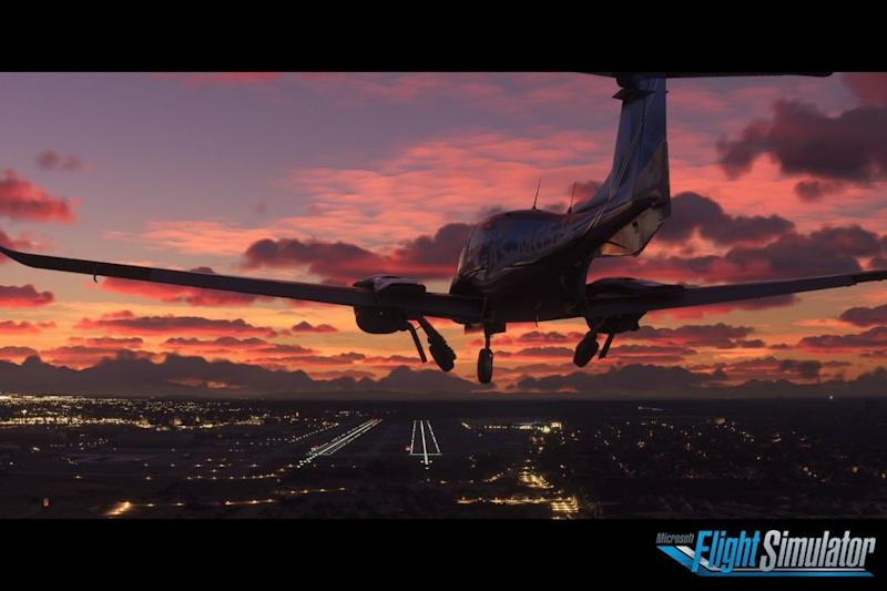 Microsoft Flight Simulator 2020 is coming to consoles