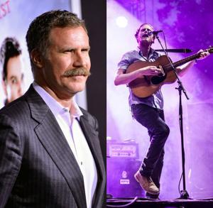 Will Ferrell + The Lumineers = Comic Mashup Gold