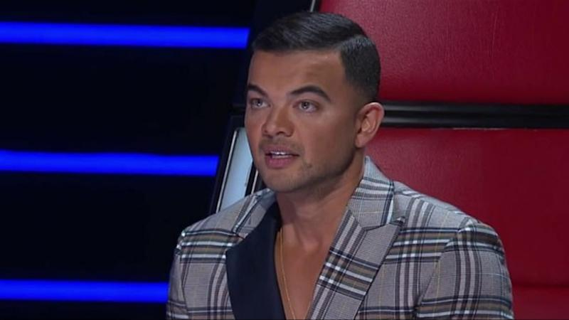 Guy Sebastian was disappointed with his contestants' performances on Tuesday's The Voice