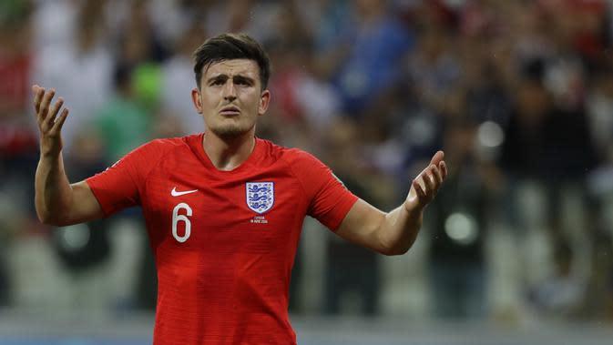 UEFA Nations League: Kasus Kriminal Rampung, Harry Maguire Minta Dimasukkan Timnas Inggris