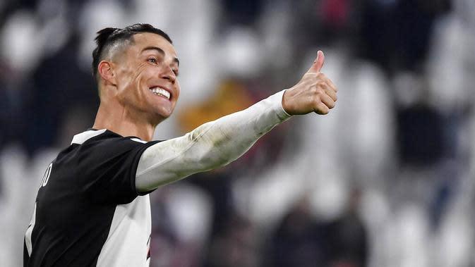 Cristiano Ronaldo Punya 6 Menu Diet Ketat, Bikin Bugar di Usia 34 Tahun
