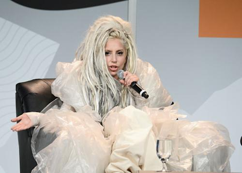 Lady Gaga's SXSW Keynote: 'I'm Not Saying Vomit Will Change the World'