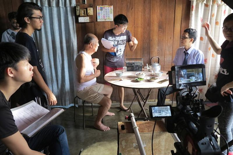 Finas had earlier advised all licence holders to temporarily postpone filming until the nationwide lockdown was lifted. — Picture courtesy of Victor Chen Yee Fei