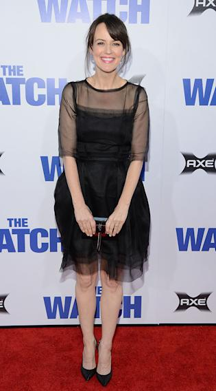 The Watch LA Premiere, Rosemarie DeWitt