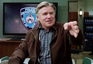 "Law & Order: SVU Guest Treat Williams Tackles CTE in ""Deeply Moving"" Episode"