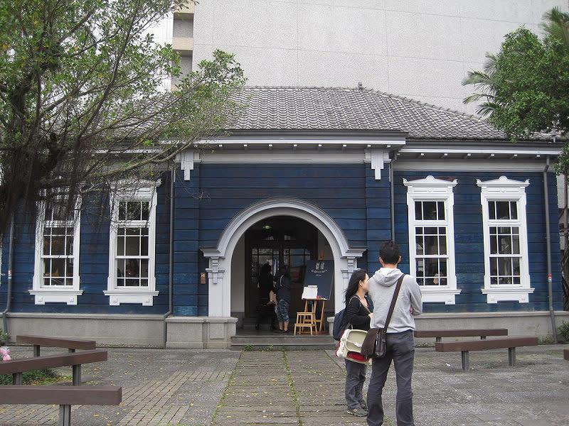 舊宜蘭監獄門廳