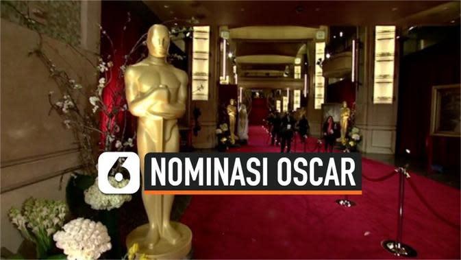 VIDEO: Daftar Nominasi Oscar 2020
