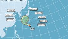 雨彈灌1週!輕颱昌鴻向西徘徊 不排除逼近台灣
