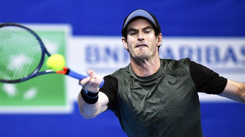 Murray shines in Antwerp to reach first semifinal in two years