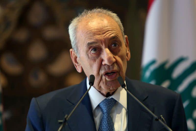 Lebanon and Israel agree to talks to end sea border dispute
