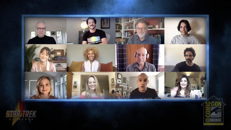 Star Trek Picard panel