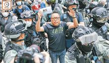 國安處拘譚得志 未引國安法查處